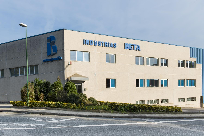Industrias beta componentes met licos de estampaci n - Imagenes de fachadas de empresas ...