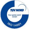 Descargar certificado ISO 14001